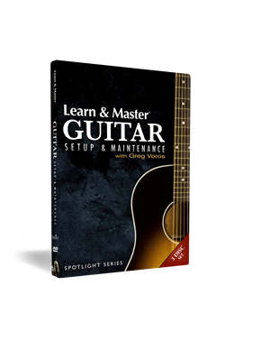 Learn & Master Guitar Setup & Maintenance