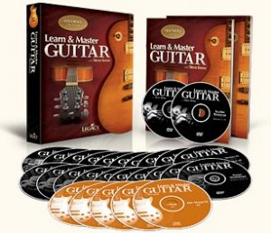 Learn and Master Guitar Home School Upgrade DVD