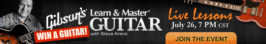 Live Guitar Lessons