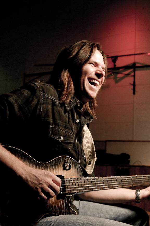 Guitarist Shayne Hill