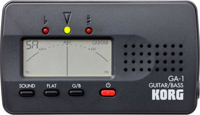 electric guitar tuner