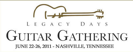 legacy days guitar gathering logo