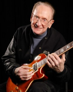 Guitarist Les Paul