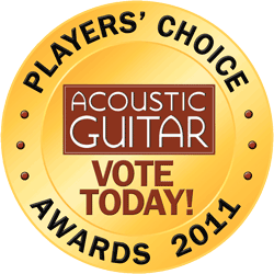 Vote for the 2011 Player's Choice Awards