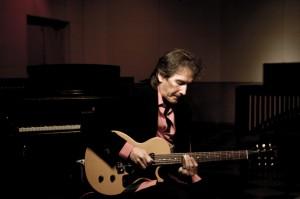 Rick Vito playing guitar