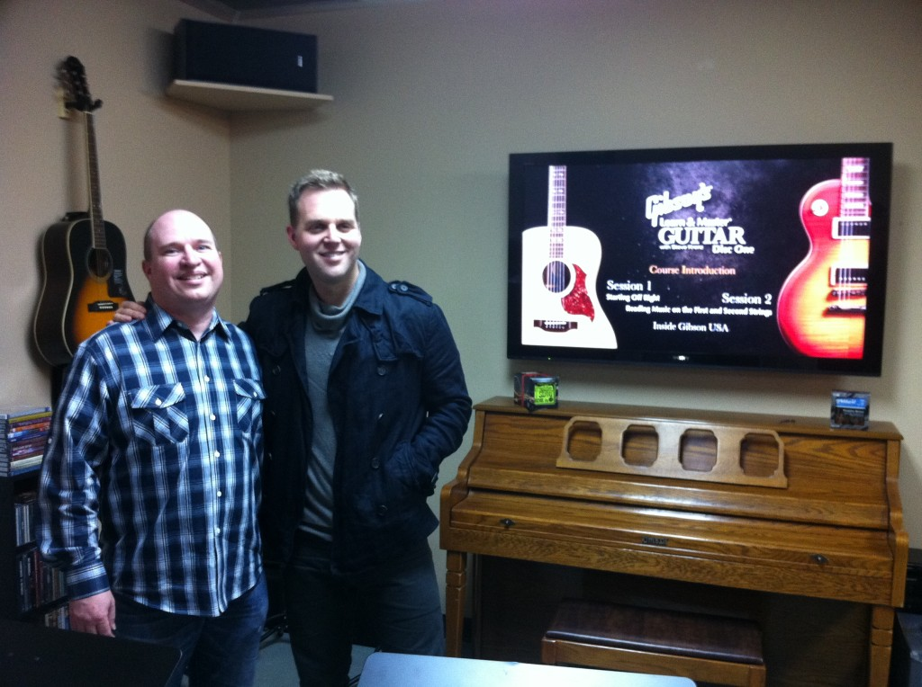 Matthew West and Steve Krenz