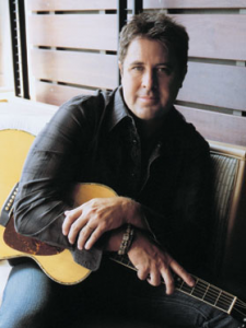Vince Gill with guitar