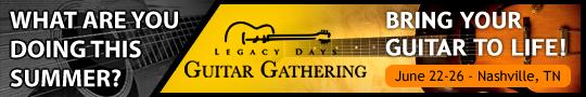 Register for Guitar Gathering 2011