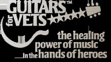 guitars for vets logo