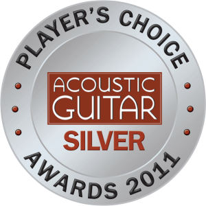 Acoustic Guitar Silver Award