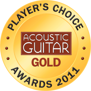 Acoustic Guitar Gold Award