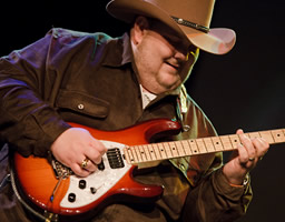 Johnny Hiland guest at Guitar Gathering 2011