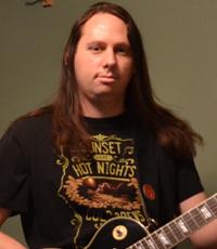 Guitar Student Michael