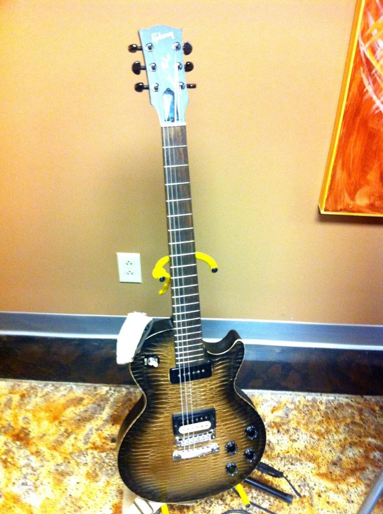 Shayne's Guitar