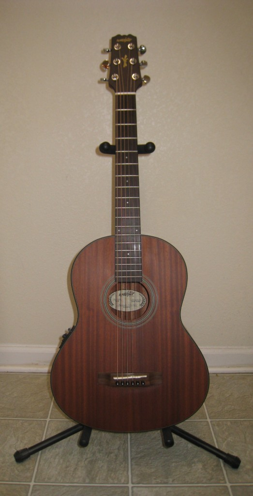 acoustic Wecther guitar