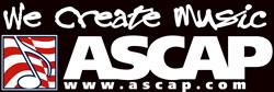ASCAP music Logo