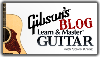 Gibson Learn and Master Guitar Blog