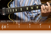 Learn Barre Chords