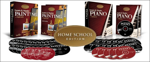 Home School Art and Music Lessons