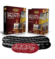 Painting Lessons homeschool