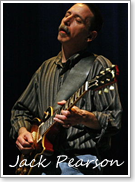 Blues Guitarist Jack Pearson
