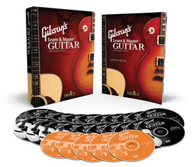 Learn and Master Guitar Original Edition DVD