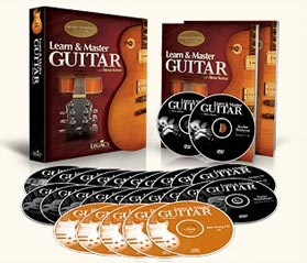 Learn and Master Guitar Homeschool Edition DVD