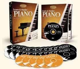 Learn and Master Piano Homeschool Edition DVD
