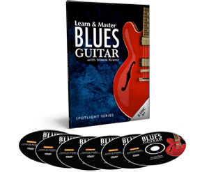 Learn & Master Blues Guitar - Spotlight Series