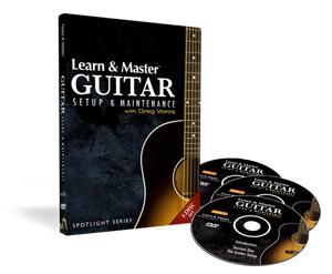 Learn & Master Guitar Setup - Spotlight Series