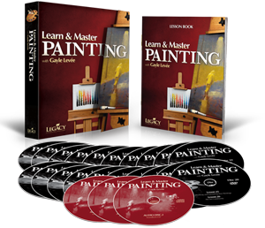 Learn & Master Painting