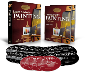 Learn & Master Painting Homeschool
