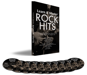 Learn & Master Guitar: The Rock Hits