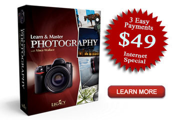 Learn & Master Photography with Vince Wallace - Available Now!