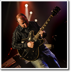 Guitar Instructor Steve Krenz