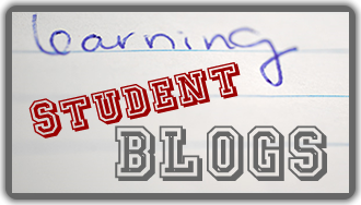 Learning Students Blogs
